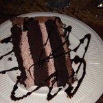 chocolate cake-yummy!