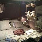 Très belle chambre baldaquin
