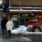 Cafe Nectar off Madison Ave & 81 St