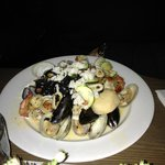 "Seafood Languine @ ""Spring"" on Columbus Ave"