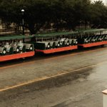 The Trolley in St. Augustine 2/8/2014
