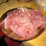 typisch italiaans voorgerecht