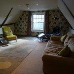 John Sutherland Suite - living room