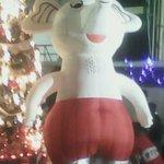 Christmas cartoon character