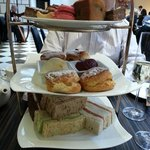 excellent afternoon tea