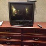 vhs huge tv