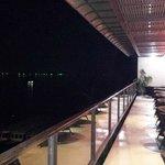 Bar le long du Mékong