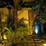 Salle de bain : un rêve ! (beach villa)