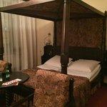 Room no 308, bed