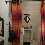 Baño habitación arriba