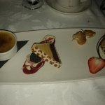 Tasting Menu - Dessert Trio