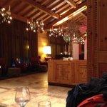 En el hotel  Hermitatge Andorra
