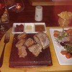 Best steak ever. Best meal EVER!