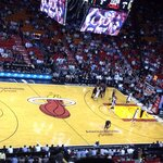 Great Game Heats Vs Detroit