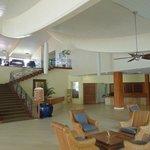 Ocean Terrace building lobby