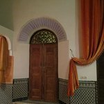 Puerta habitación andaluza