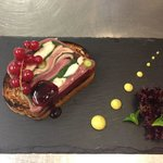 local wild game terrine