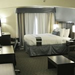 Enjoy our spacious suites!