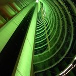 Elevator 'shaft'!
