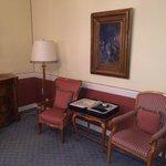 Junior Suite Sitzeecke
