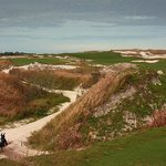 Acres of bunkers; bring your shot making or bunker game