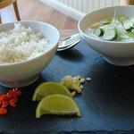 The Thai Green Curry