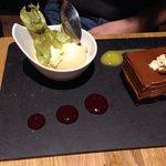 Torta de chocolate....maravilhosa!!!
