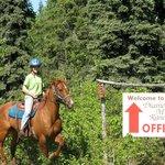 Ranch Resort Welcome