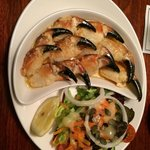 garlic crab claws