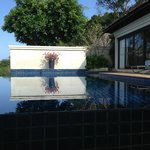 Infinity pool Villa #19