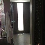 Shower in Villa #19
