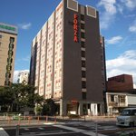 13.07.14【フォルツァ大分】ホテルの外観
