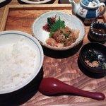 13.07.14【フォルツァ大分】琉球茶漬け朝食