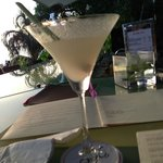 Ginger and Lemongrass Martini at 360 Bar