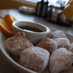 Fried Biscuits, so sweet