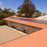 Solar Power 30kw - we are serious about our Green Stars