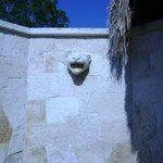 Mayan Suite - Outdoor Shower
