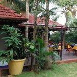 Bougainvillea Lounge area