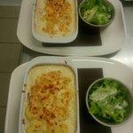 Nos cassolettes de pommes de terre!!!