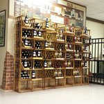 Wall of wine! ;)