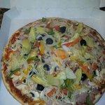 Nos pizzas !!!