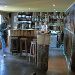 Rustica Restaurant, Puerto Natales, Chile - Bar