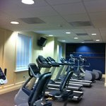 Fitness Room w/TV's