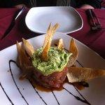 Tuna tartar app