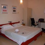 Bedroom in Pondicherry Suite