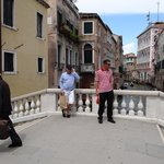 Great Exploring in Venice Streets