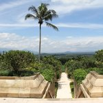 View from the Borobudur suite