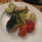 野菜の盛合せ