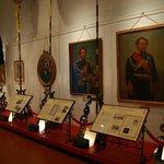 The Kahili Room with Hawaiian Monarchy history