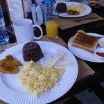 déjeuner tipico